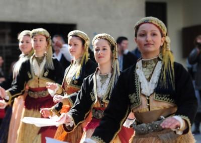 Карнавал в Науса