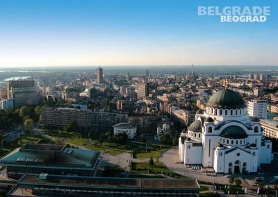 Белград, Ниш и Нови Сад
