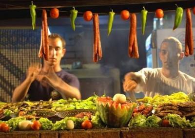 """Фестивал на """"Пегланата колбасица"""" в Пирот"""