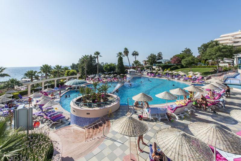 Хотел Grand Blue Sky 4+* Кушадасъ