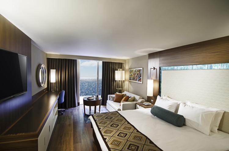Ramada resort kusadasi room