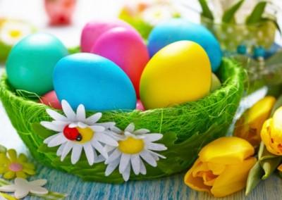 Великден в Лесковац
