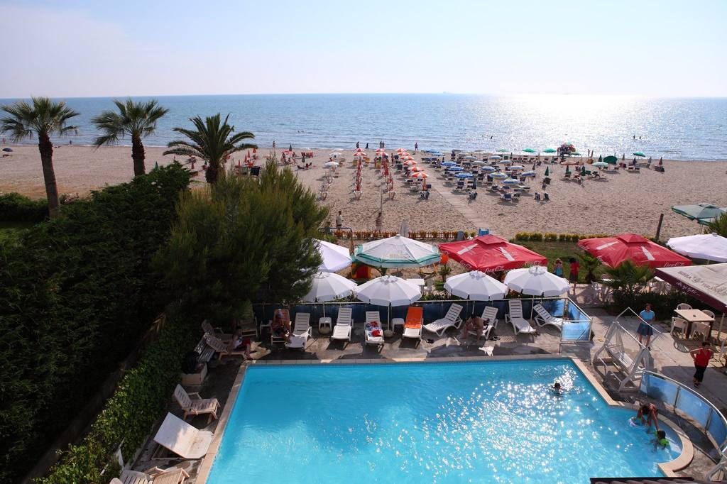 hotel Oaz view
