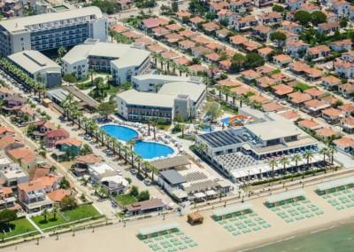 Хотел Palm wings  Beach Resort 5*