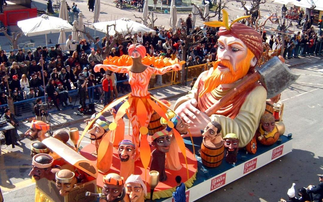 Карнавалът в Патра