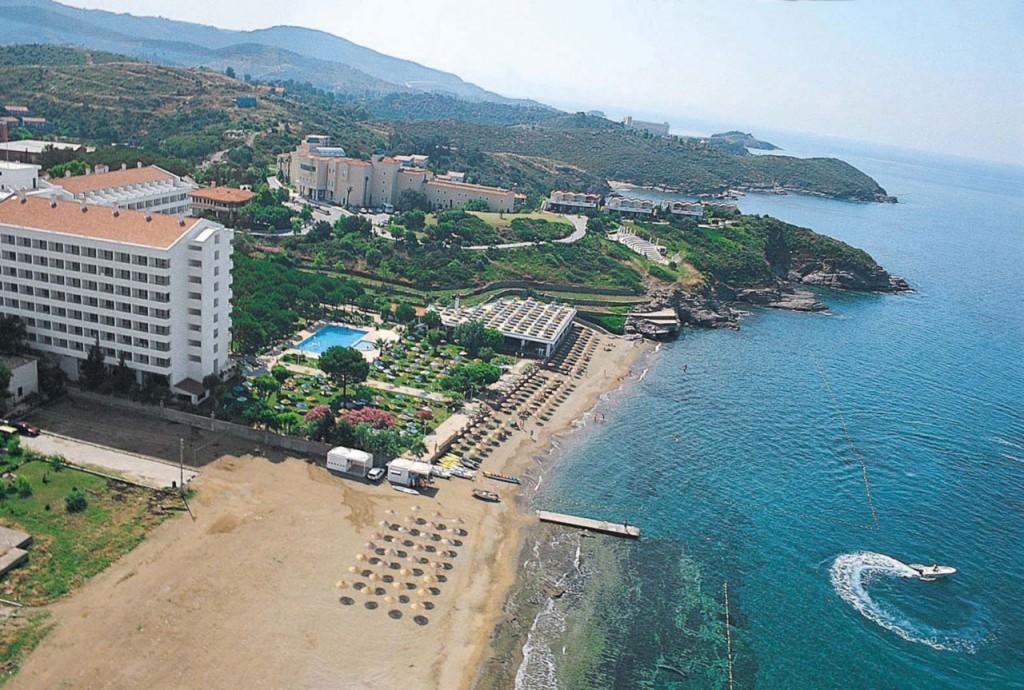 Хотел Club Grand Efe 4* Йоздере