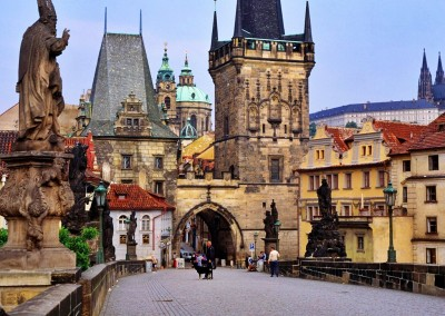 Будапеща и Прага