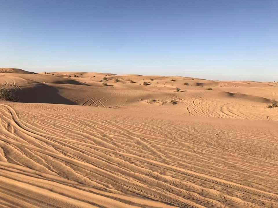 Дубай пустиня