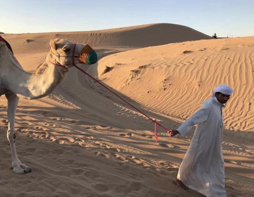 Дубай пустиня1